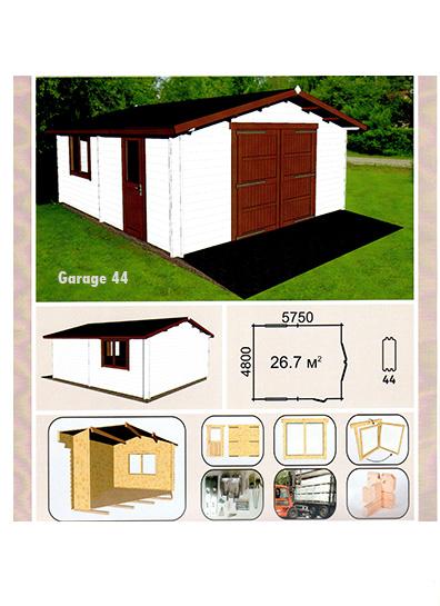 Garage 44 5*6