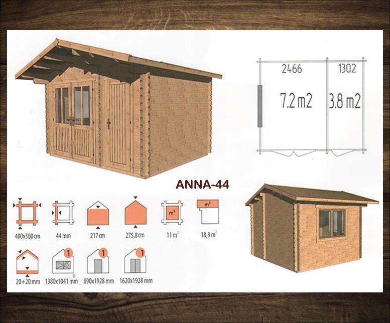 Blokhut Anna 44