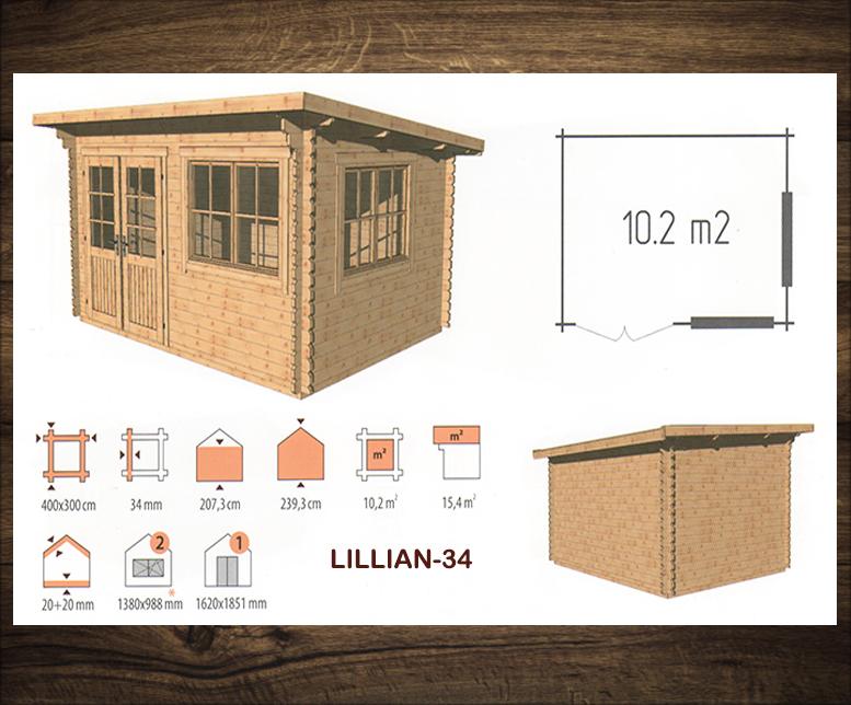Projekt  Lillian-34-W  / Lillian-34
