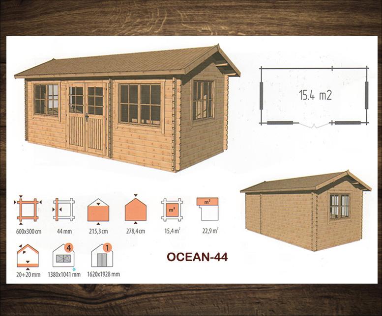 Projekt  Ocean-44