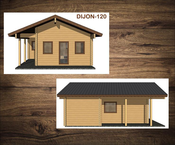 NIEUW Projekt.  Dijon - 120